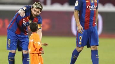 El Barça es passeja per Qatar