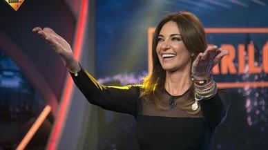 Mariló Montero, en 'El hormiguero' (Antena 3)..