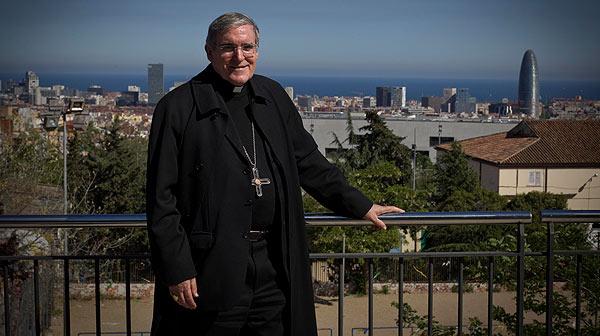 Llu�s Mart�nez Sistach, cardenal arzobispo de Barcelona, nos muestra sus cinco lugares favoritos del barrio del Guinard�.