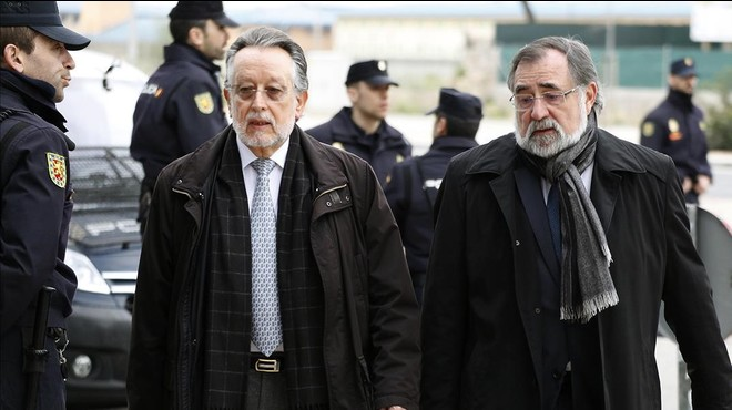 El juez impone a Alfonso Grau una fianza de un millón de euros