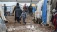 Turqu�a corta el paso a los refugiados sirios que huyen de la bombardeada Alepo
