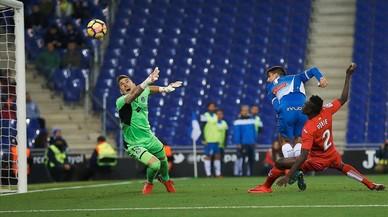 Un Espanyol pràctic s'emporta una valuosa victòria