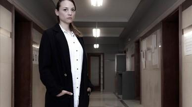 """Leonor Watling: """"Cuando sabes que la serie tiene un final, te tranquilizas"""""""