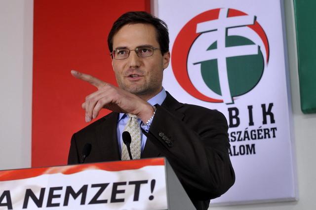 """Escándalo por la propuesta de un dirigente ultra húngaro de """"hacer listas de judíos"""""""