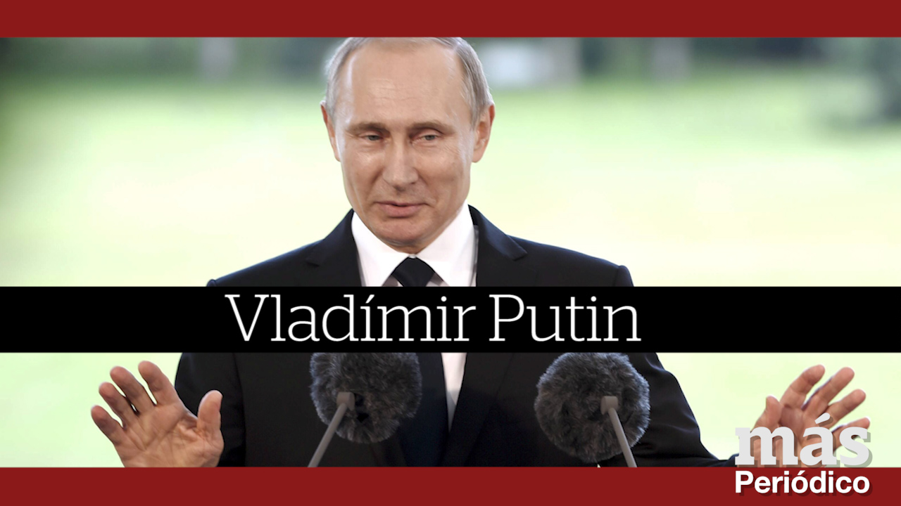 Vladímir Putin - Más Periódico