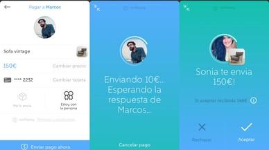 Wallapop lanza Wallapay, su servicio de pago desde el móvil