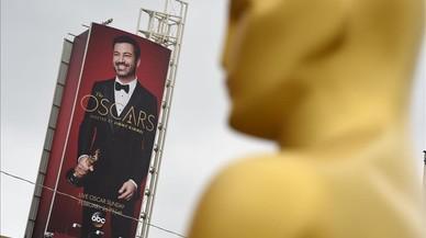 Jimmy Kimmel, un còmic de guant blanc per als Oscars