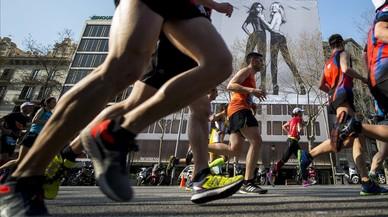 Dos 'runners' detenen l'agressor sexual de quatre dones a Barcelona
