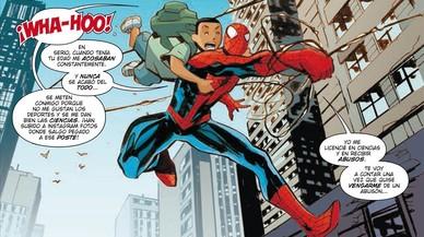 Spiderman i Els Venjadors contra el 'bullying'
