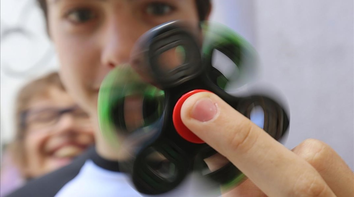 El Fidget Spinner revoluciona les aules