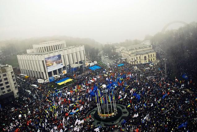 02 de Febrero 2014 La Batalla de Kiev Acción Mutante 1385323124698