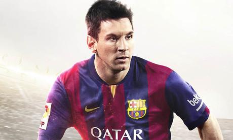 FIFA 15 intenta revalidar su prestigio de los �ltimo a�os como mejor videojuego de f�tbol