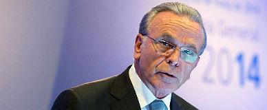 El presidente de CaixaBank, Isidre Fain�.