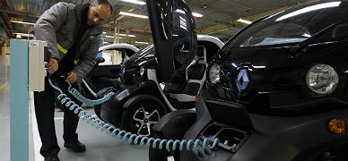 Espa�a, a la cola en la venta de coches el�ctricos