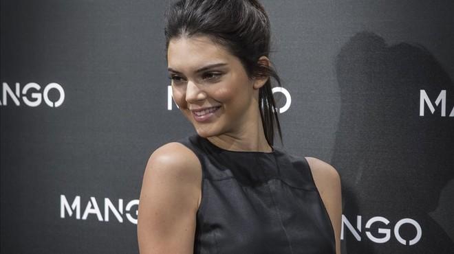 Kendall Jenner, protagonista d'una gran festa de Mango a Barcelona