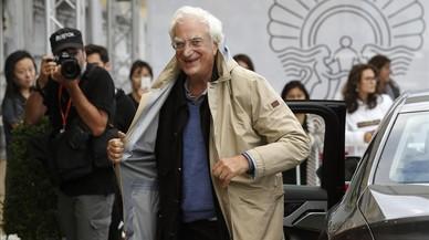 """Bertrand Tavernier: """"Els polítics d'ara són nans que només tuitegen"""""""