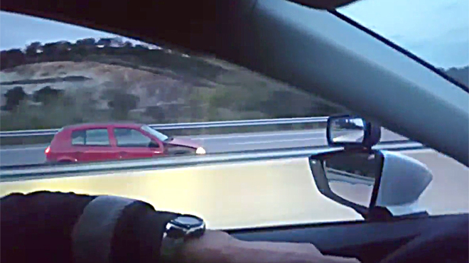 El vídeo de la persecució.