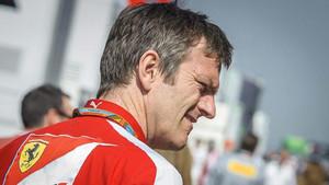 James Allison dejó Ferrari a mitad de la temporada pasada