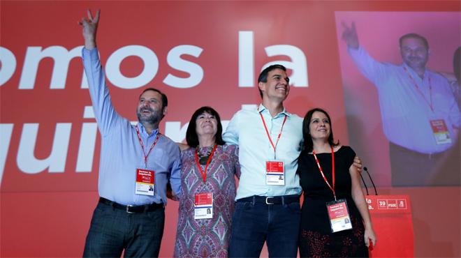 Sánchez, rebut al crit de president