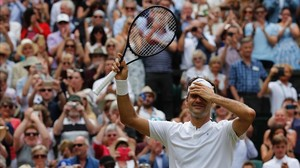 rpaniagua39326877 switzerland s roger federer celebrates after winning against170716170712