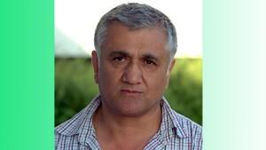 El periodista y escritor turco nacionalizado sueco Hamza Yalçin.