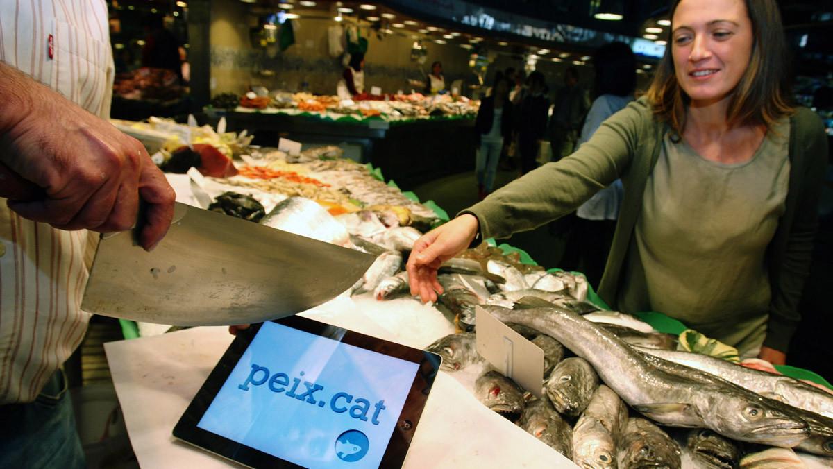 La aplicación peix.cat, creada por la Peixateria Ripoll Esteve