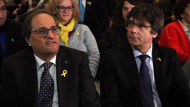 Últimas noticias de Catalunya; Reuniones en Waterloo y Ginebra  Directo