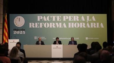 L'oposició en ple rebutja el Pacte per la Reforma Horària