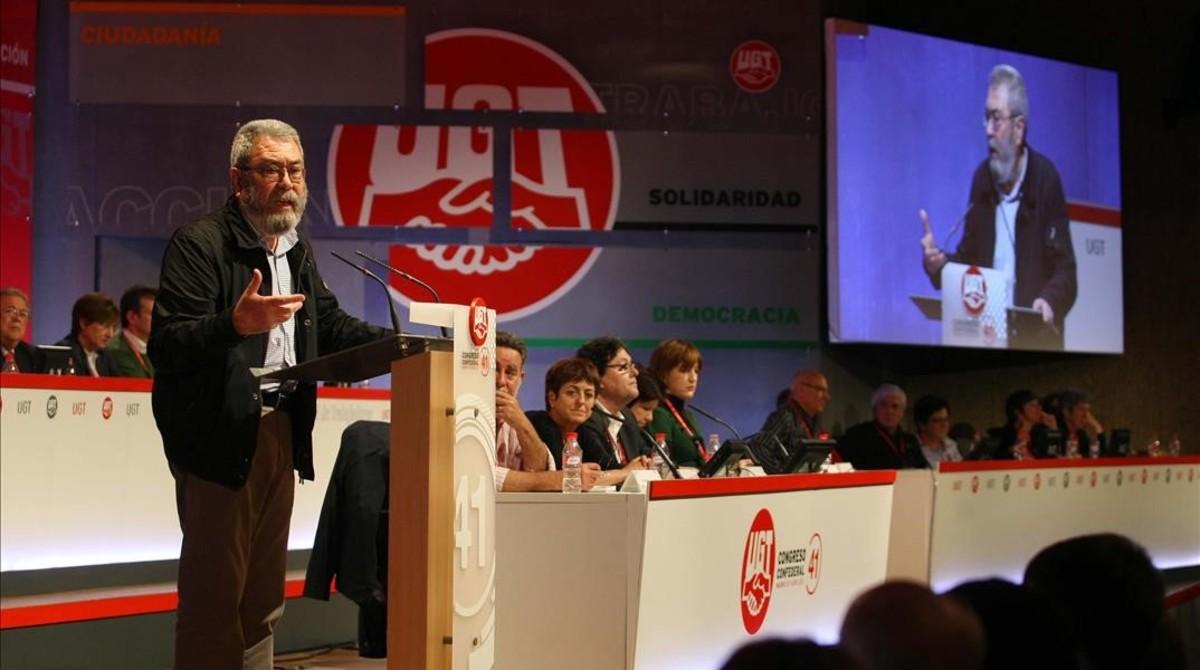 UGT inicia un congreso decisivo para corregir errores y renovarse