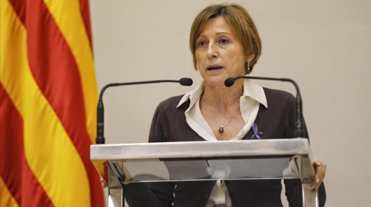Forcadell no irá a la cumbre de presidentes de parlamentos autonómicos