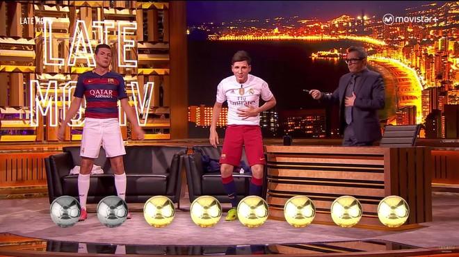 Cristiano i Messi es canvien d'equip