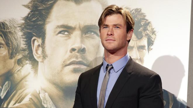 Chris Hemsworth desmiente con humor los rumores de crisis de su matrimonio con Elsa Pataky