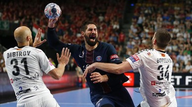 El Vardar sorprèn el PSG i es proclama campió d'Europa