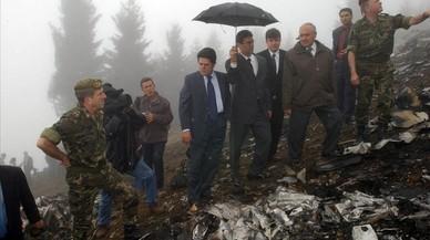 El Consejo de Estado culpa a Defensa del accidente del Yak-42