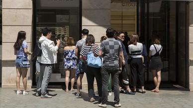Espanya rep 36,3 milions de turistes estrangers