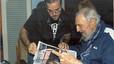 Fidel Castro reapareix en públic després de sis mesos