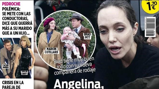 El preocupant aspecte demacrat d'Angelina Jolie
