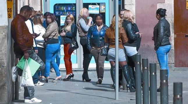 prostitución callejera cubanas prostitutas