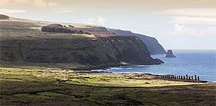La Isla de Pascua, el mundo perdido de Rapa Nui