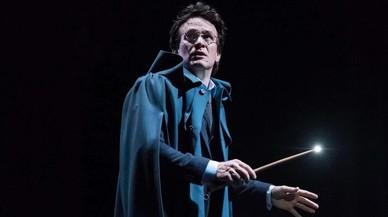 Jamie Parker, en el papel de Harry Potter en los ensatyos de 'Harry Potter and the cursed child'