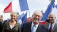 Sin anticuerpos para Le Pen