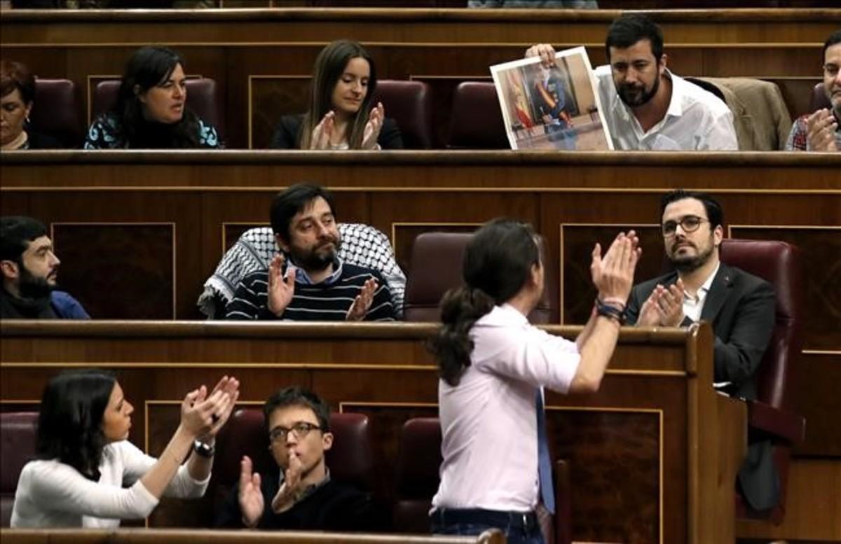 """La Fundación Franco advierte a un diputado: """"Si hay que volver a pasar ¡PASAREMOS!"""""""