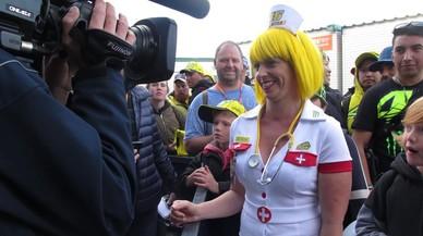 Karen Fartek, la enfermera que buscaba al 'Doctor' Rossi.