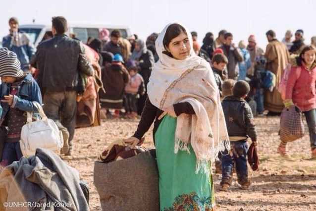 Marwan, la verdadera historia del niño sirio que se perdió en el desierto