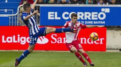 L'Espanyol aconsegueix una valuosa victòria davant l'Alabès (0-1)