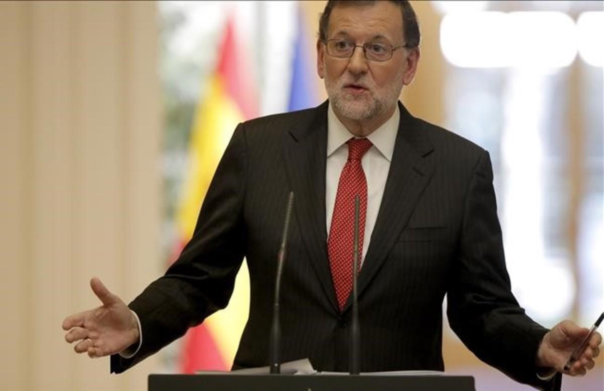 Rajoy no ha visto ninguna de las películas aspirantes a los Goya