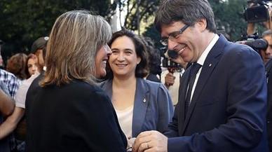 El soberanismo presiona a los alcaldes para que permitan votar en la consulta