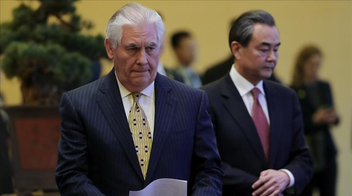 La Xina reprèn els Estats Units per les seves crítiques sobre Corea del Nord