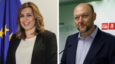 """Pradas considera Díaz la dirigent """"més capacitada"""" per liderar el PSOE"""