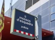 Comisaría de los Mossos.